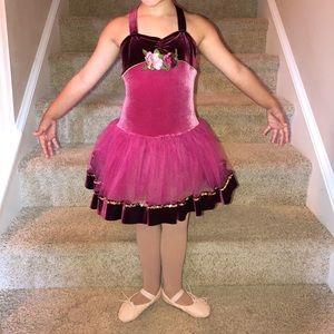 Other - Curtain Call Costumes Medium Girls Dance Costume